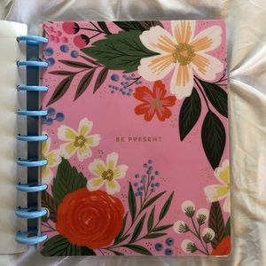"""The Happy Planner Other - 2020 Happy Planner - """"Be Present"""""""